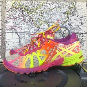 Asics Size 8 Womens Gel Noosa Tri 9 Runningshoe